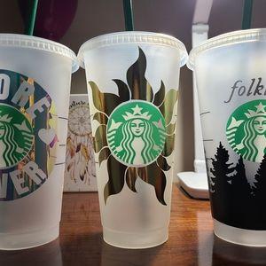 Custom Starbucks Cold Cups
